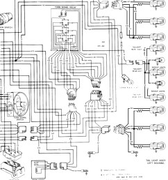 1966 thunderbird exterior lights rh side of page 1958 68 ford electrical schematics  [ 5013 x 6487 Pixel ]