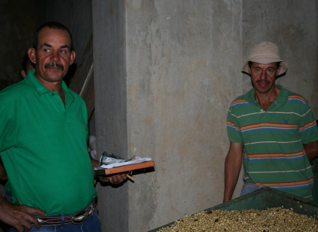 Ricardo and Omar