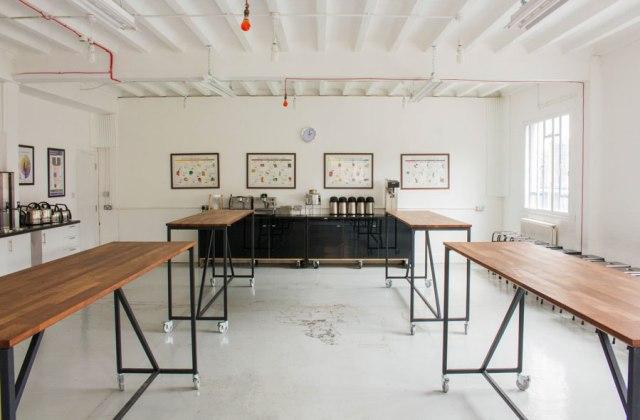 Venue Hire Square Mile Coffee
