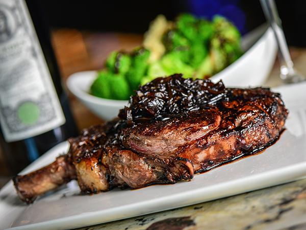 Bourbon & Bones Steak