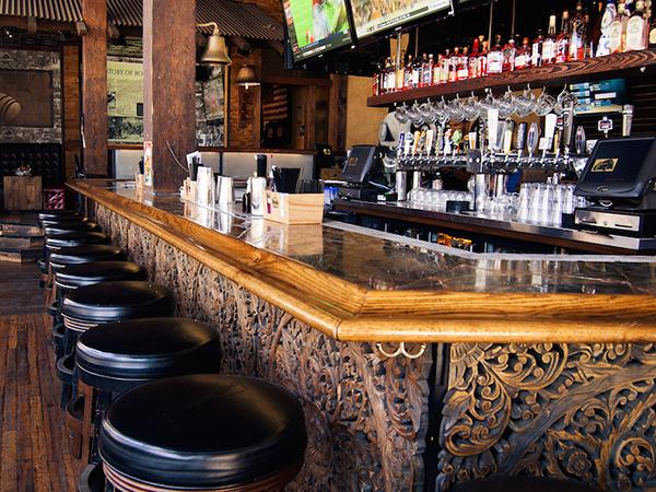 Bootlegger Bar in downtown san diego