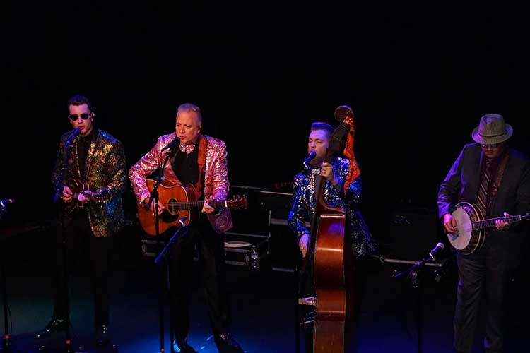 Gary brewer and the kentucky ramblers