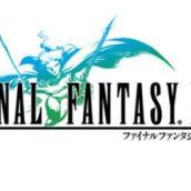 Final Fantasy III on iPad/iPhone in March