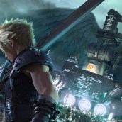 FFVIIR: New Key Art