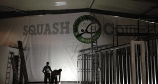 Squash Court Bucuresti - ultimele pregatiri