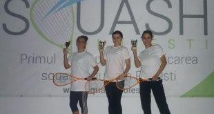 squash ploiesti, primul club din oras