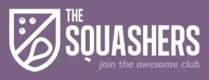 the squashers logo