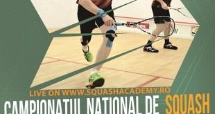 campionatul national de squash 2016 - infinity sport arena
