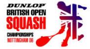 Dunlop British Open Squash