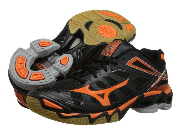 Mizuno Wave Lightning Rx3 Women Spotted