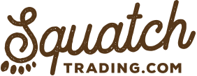 SquatchTrading.com home page