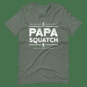 Papa Squatch T-shirt