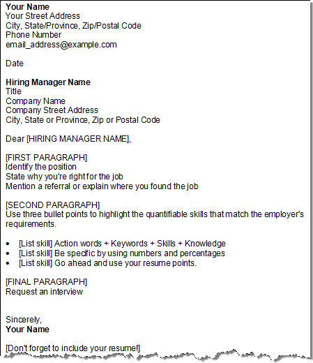 Ideas Collection Addressing Cover Letter With Contact Name Resume Sle