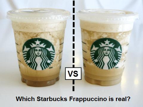 frappuccino recipe