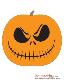 pumpkin stencils free pumpkin