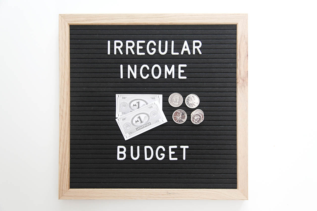 How Freelancers Can Budget On An Irregular Income