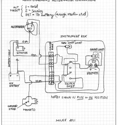ingition switch 12 volt alternator wiring diagram smart wiring rh emgsolutions co 12 volt generator voltage [ 1000 x 1288 Pixel ]
