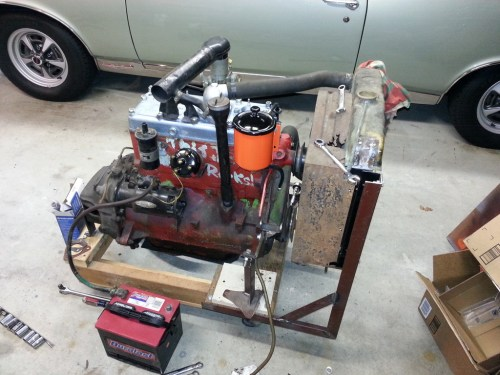 small resolution of willys l134 engine stand