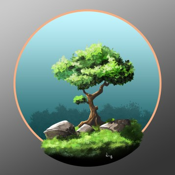 a Lil' tree