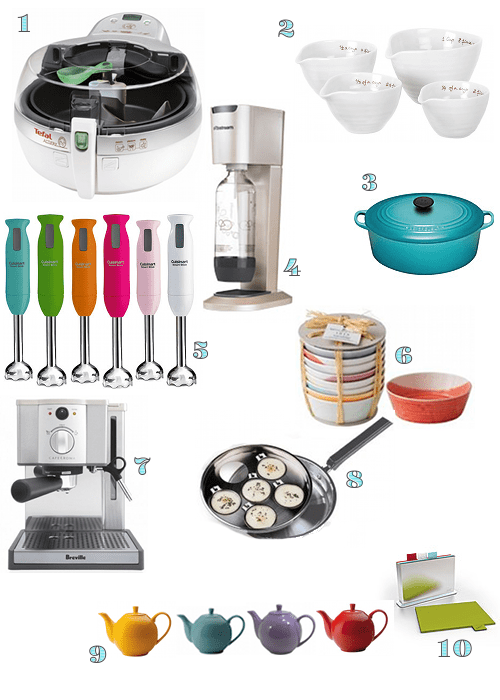 Kitchen Registry Must Haves  Squirrelly Minds