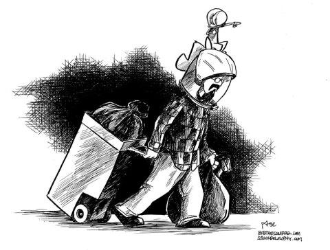 trash chores