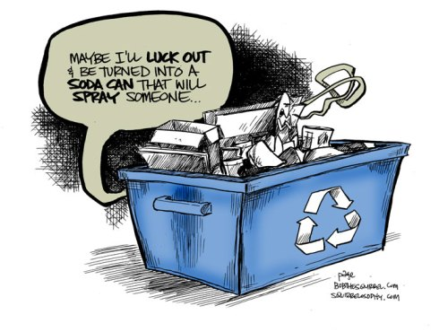 recycle, reuse, repulse...