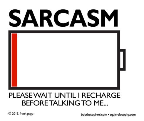 sarcasm uniforn