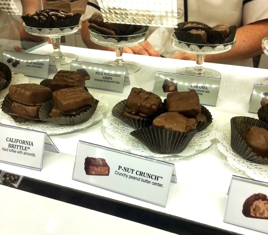 MN Blogger Meet Up at See's Candies - Squishy Cheeks & Cupcakes