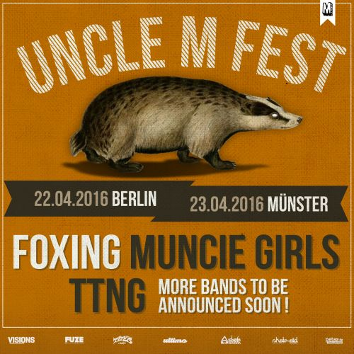 Uncle M Berlin Münster 2016