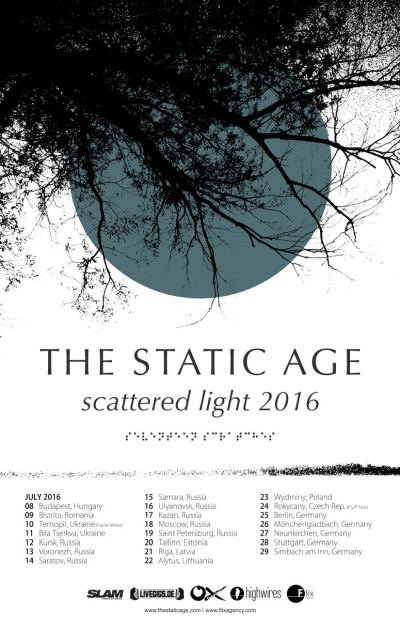 The Static Age live2016