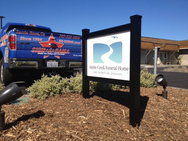 Post and Panel Sign Designs