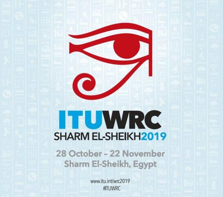Maailman Radiokonferenssi WRC-19 alkoi Egyptin Sharm El-Sheikhissä /Världsradiokonferensen WRC-19 började i Sharm El-Sheikh, Egypten