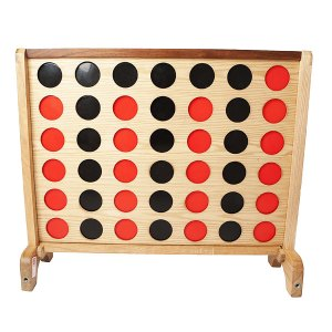 Oversized games - Connect 4