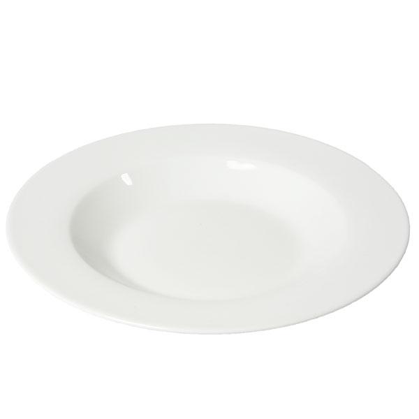 """Pasta bowl with 2 ¼"""" rim"""