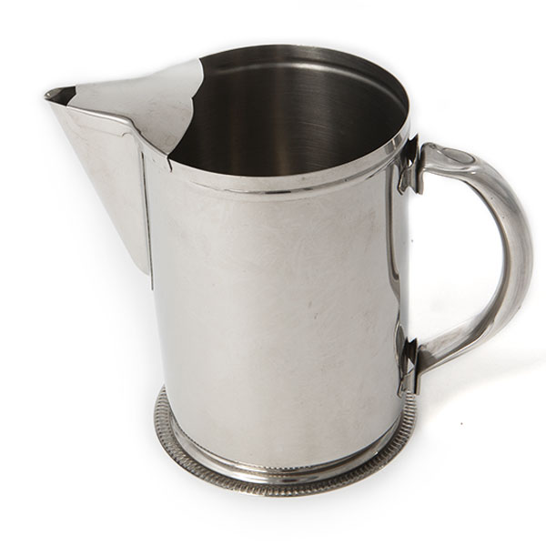 55 oz. stainless pitcher