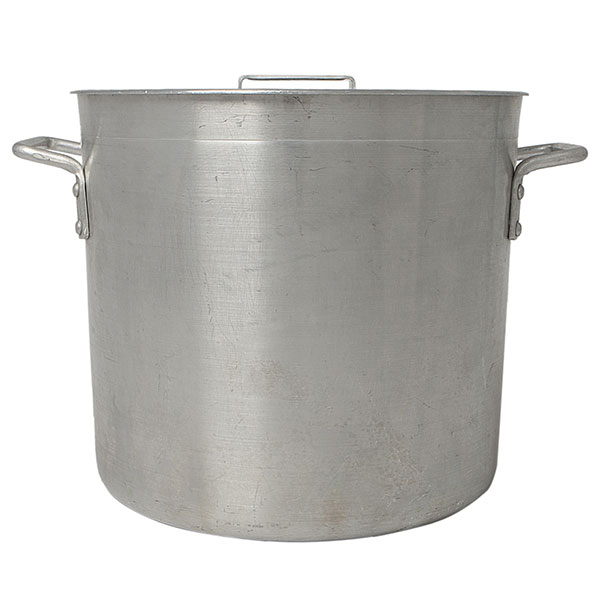 Stock pot- 20 quart with lid
