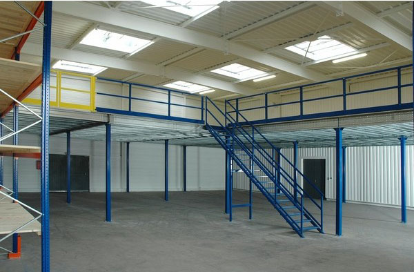 Plateforme métallique SRE STRASBOURG