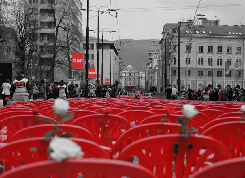 red chairs sarajevo white gliding rocking chair line project