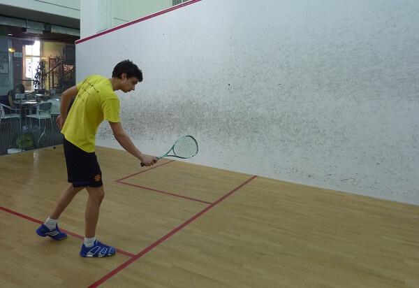 Državni juniorski prvak objasnit će vam što je to squash