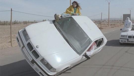 Vožnja – level: ARAB