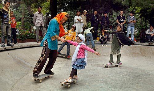 Skateistan: život i skate u Afganistanu