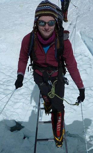 Dvadesetogodišnjakinja jedva preživjela pa se popela na Everest