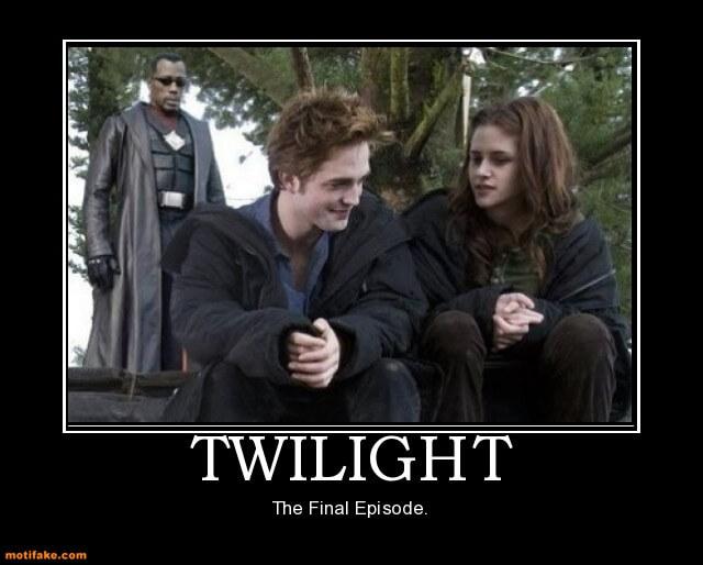 Posljednja epizoda Twilighta