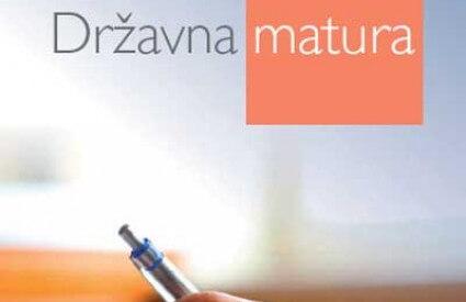 Poznat datum pisanja drugog dijela državne mature iz Hrvatskog jezika