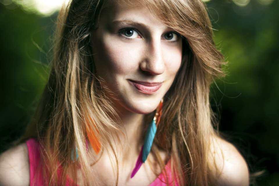 Lili Zaneta (20) u Galeriji splitske Sveučilišne knjižnice smjestit će izložbu ženskih aktova
