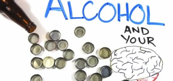 Video: Što alkohol i droga rade vašem mozgu