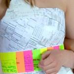 Haljina od domaće zadaće