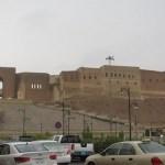 Erbil - stari grad