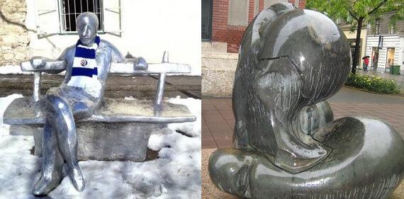 Prvi i najomiljeniji zagrebački kipovi