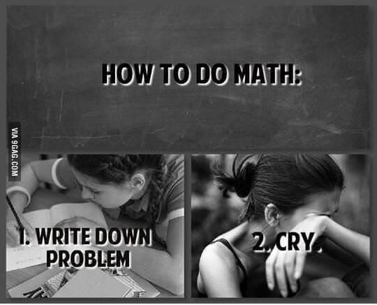 Na koji način vježbati matematiku